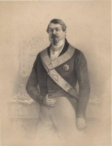 Personajes del Rito Francés, Lucien Murat,